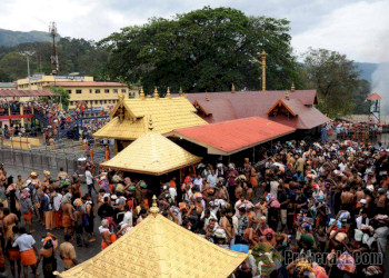 Are we following the message of Lord Ayyappa at Sabarimala - 'Tat vam Asi', when we fight in His name?