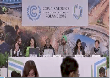 People's Demand for Climate Justice at COP24