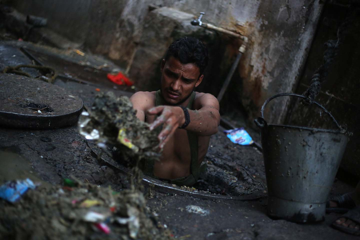 Manual scavenging: Not everyone's dream job