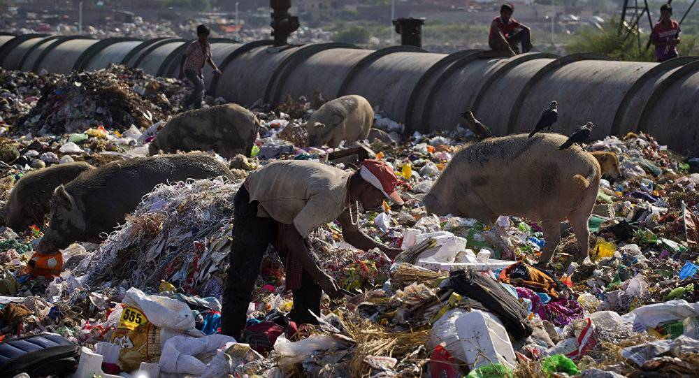 Poverty and unemployment are the biggest challenges of India
