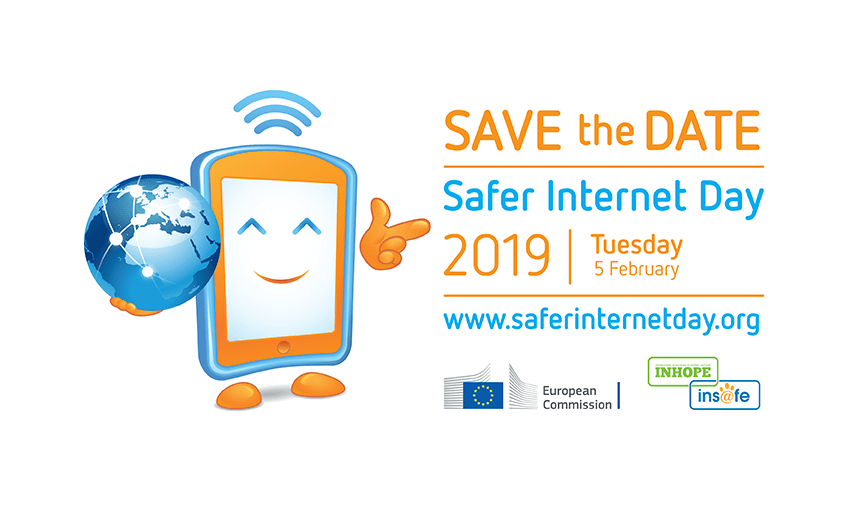 Internet Security - Safer Internet Day - 5-February-2019
