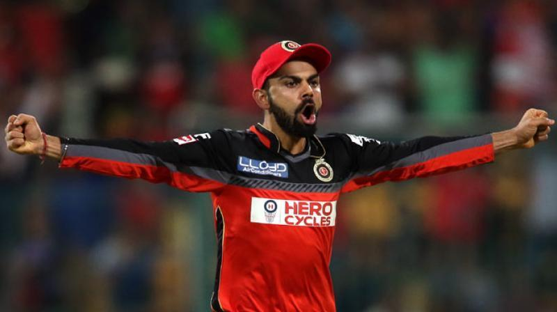 Dear Kohli, my son watched you swearing today, and I'm worried. Sincerely, A Father!