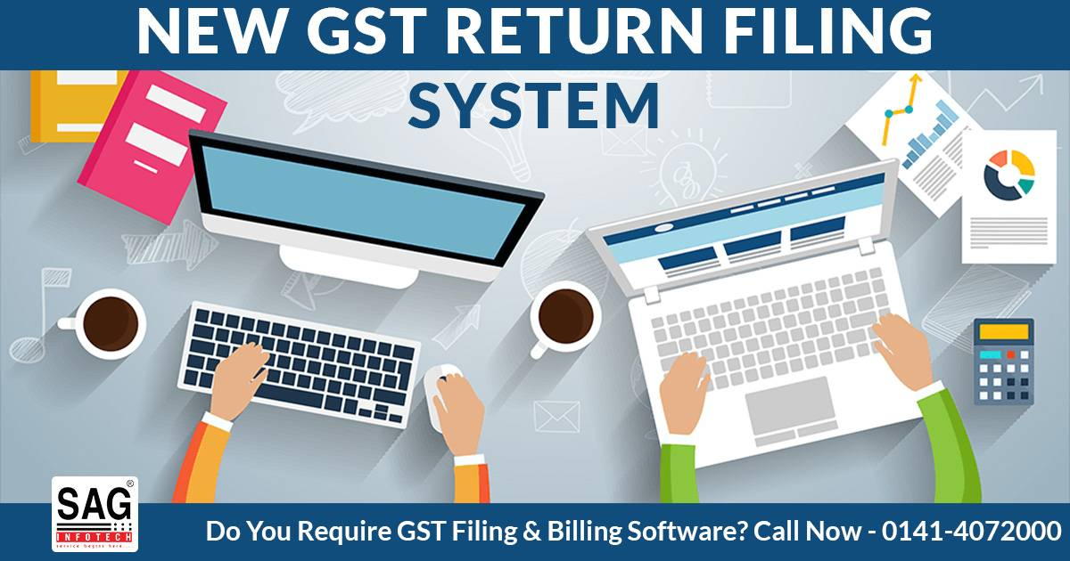 New GST Return Filing System with Timeline & Introduction