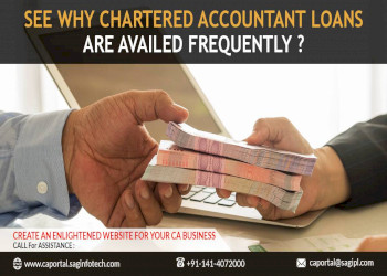 See Why Chartered Accountant Loans are Availed Frequently ?