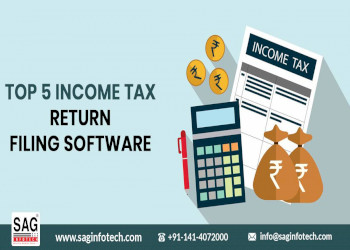 List of Top 5 Income Tax Return Filing Software - Free Download