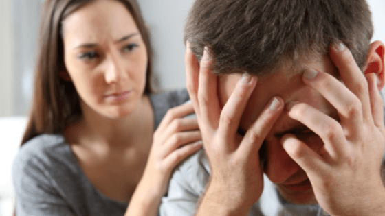 Men Do Cry; Console Them Instead of Judging Their Manhood