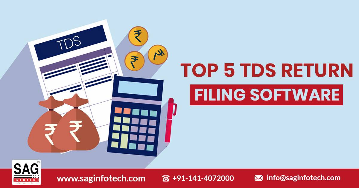Download 5 TDS Software Filing and Management Absolutely Free