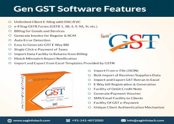 Get to Know Why Businesses Need GST Compliant Billing Software?