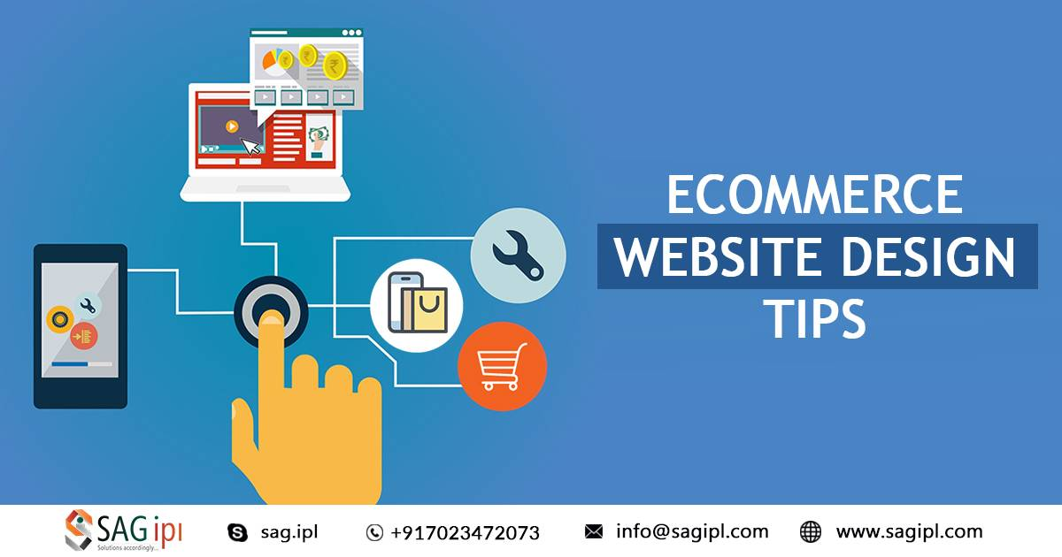 Effective 5 Tips To Design A Successful eCommerce Website