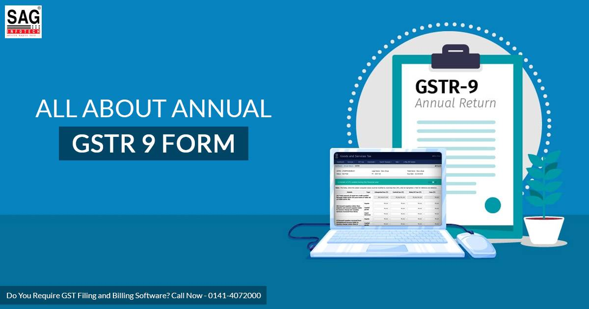 Importance and Guidance to File Annual Return GSTR 9 Form