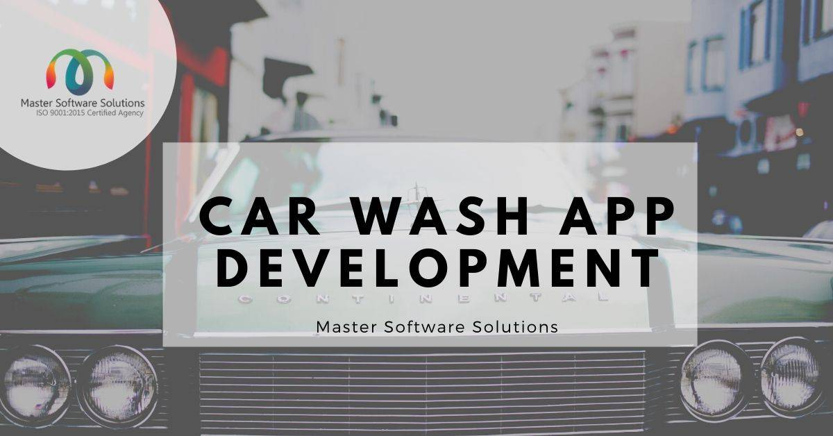 Growth of the Car Wash Industry with Mobile App Development Solutions