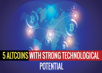 5 Altcoins With Strong Technological Potential