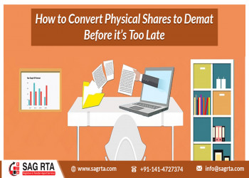 How to Convert Physical Shares to Demat Before it's Too Late
