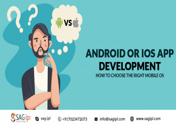 Android or iOS App Development: How to Choose the Right Mobile OS