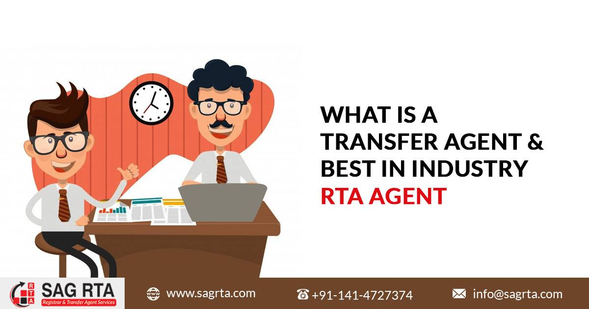What is a Transfer Agent & Best in Industry RTA Agent