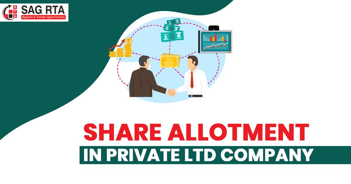 Share Allotment in Private Ltd Company
