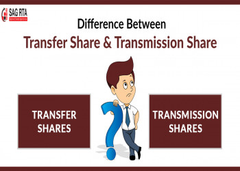 Difference Between Transfer Share & Transmission Share