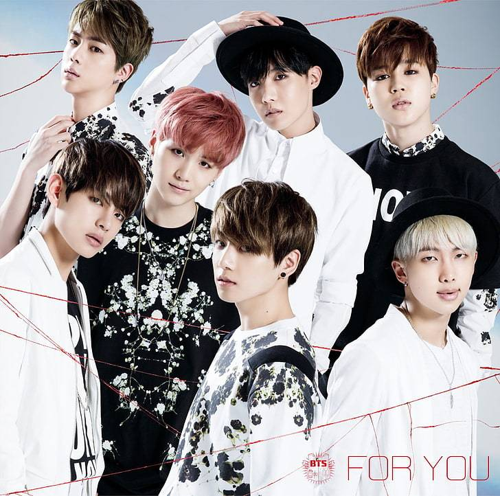 BTS - seven boys who inspire you to Love Yourself