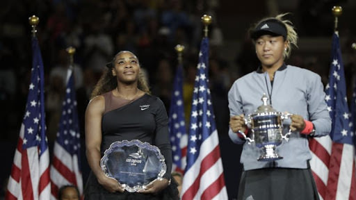 Serena Williams loses US open by twenty-year old Naomi Osaka and first time ever story become by a outburst and one who loses instead of a winner