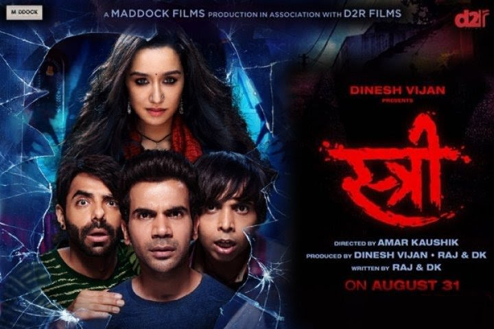 Stree_  A perfect mixture of Horror and Comedy