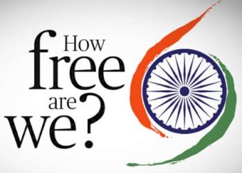 India still need freedom