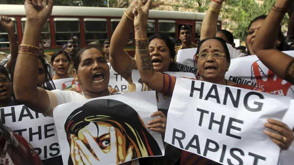"Union Cabinet clears ordinance on  ""Hang the Child Rapist Law"""