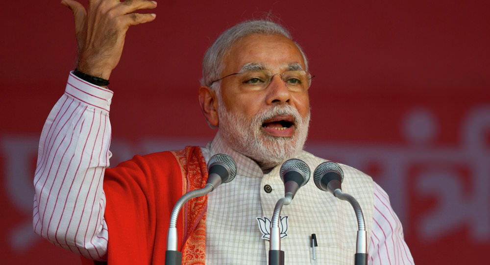 The snake and the snake charmer - Narendra Modi 's Oratory skill