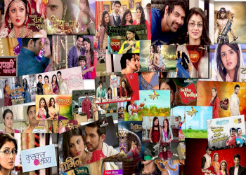 How to live your life king size: Indian TV serial style