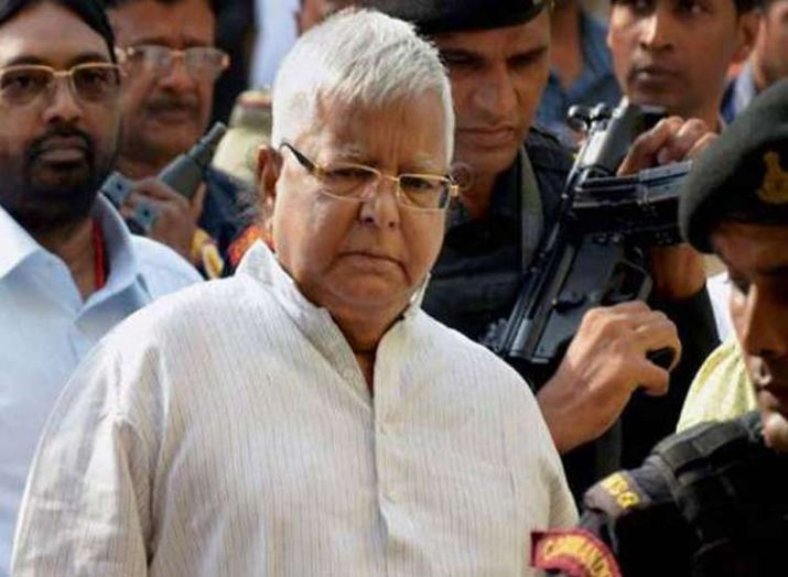 AIIMS lodges FIR against 'unknown miscreants' for protesting against Lalu Yadav's discharge from hospital