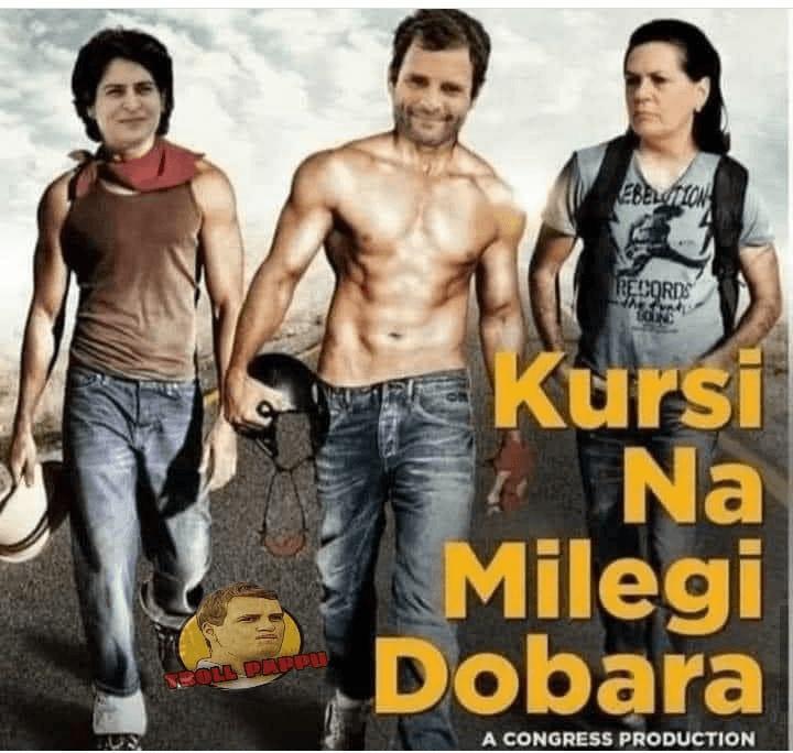 NarendraModi, BJP, RahulGandhi