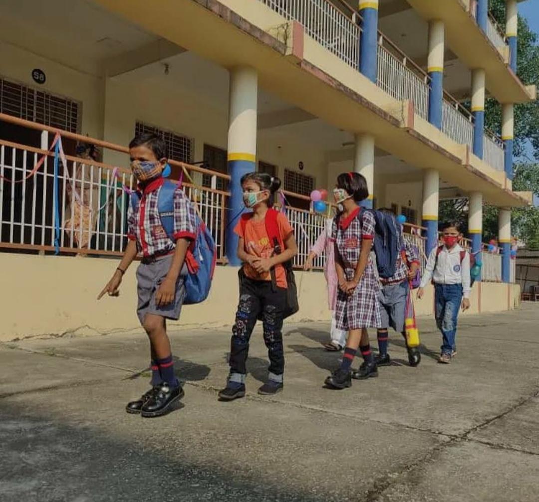 Schools, Covid