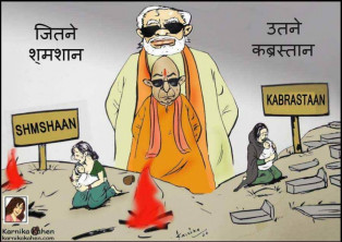 BJP, Modi
