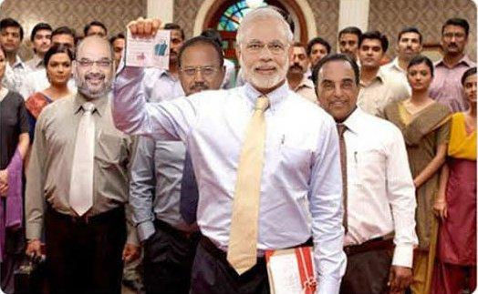 SonuSood, Modiji, BJP