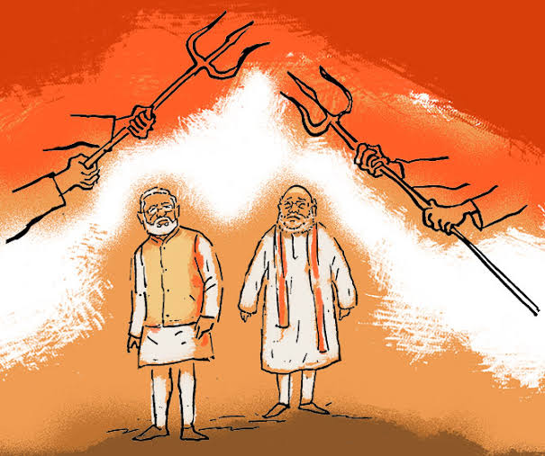 Modi, BJP, ModiHaiTohMumkinHai