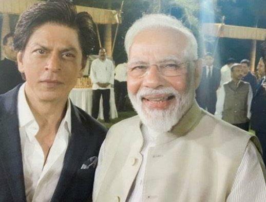 srk, Bollywood, Indian_politics